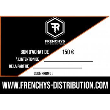 BON D'ACHAT FRENCHYS 150€