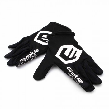 EVOLVE SEND IT KIDS GLOVES BLACK/WHITE