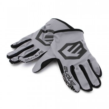 EVOLVE SEND IT KIDS GLOVES GREY/BLACK