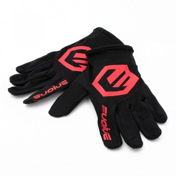 EVOLVE SEND IT KIDS GLOVES RED/BLACK