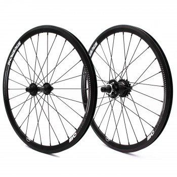 STAY STRONG DISC EVOLUTION 20 x 1-3/8 WHEELSET