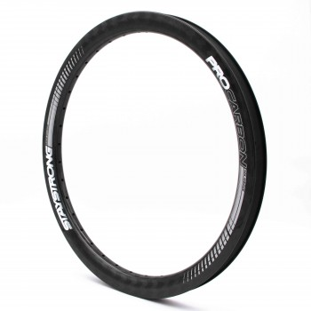 STAY STRONG EVOLUTION PRO REAR RIM - 36H - BLACK