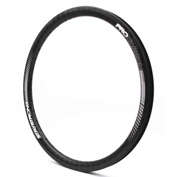 STAY STRONG AERO EVOLUTION 24'' RIM - 36H - BLACK