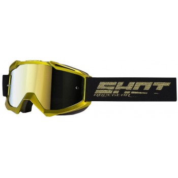 SHOT GOGGLES IRIS SOUND NEON ORANGE