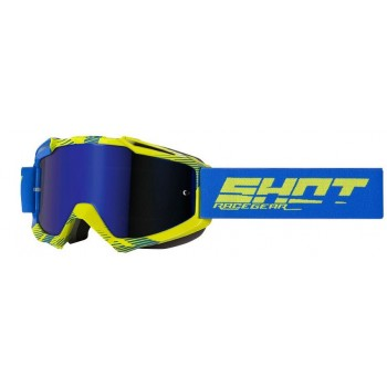 SHOT GOGGLES IRIS SOLID GOLD GLOSSY