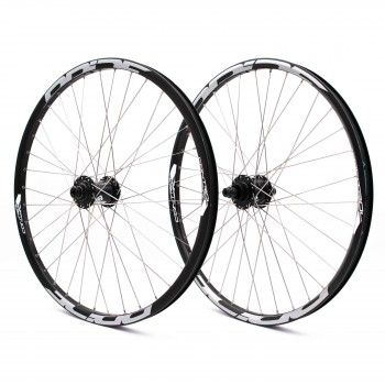PRIDE CONTROL PRO CRUISER DISC 36H WHEELSET BLUE
