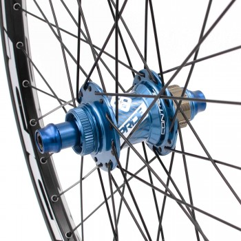 PRIDE CONTROL PRO CRUISER 36H WHEELSET BLUE
