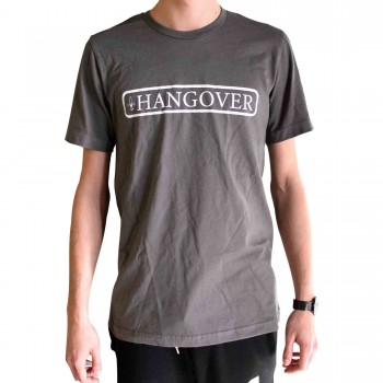 T-SHIRT TOTAL BMX HANGOVER GREY
