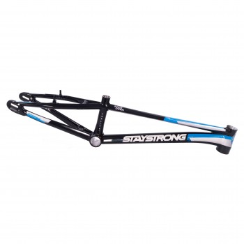 STAY STRONG FOR LIFE V3 FRAME - BLACK / SILVER / BLUE
