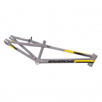STAY STRONG FOR LIFE V3 FRAME - GREY / BLACK / YELLOW