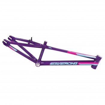 CADRE STAY STRONG FOR LIFE V3 - PURPLE / TEAL / PINK