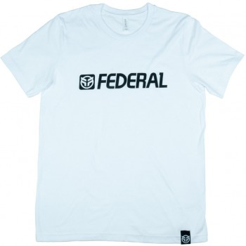 T-SHIRT FEDERAL OG LOGO BLACK