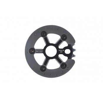 ODYSSEY UTILITY PRO (w/guard) SPROCKET BLACK
