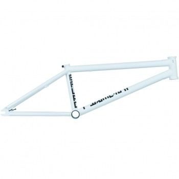 FEDERAL BRUNO FRAME GLOSS WHITE