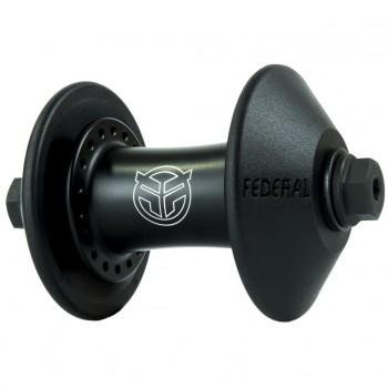 FEDERAL STANCE MATT BLACK FRONT HUB
