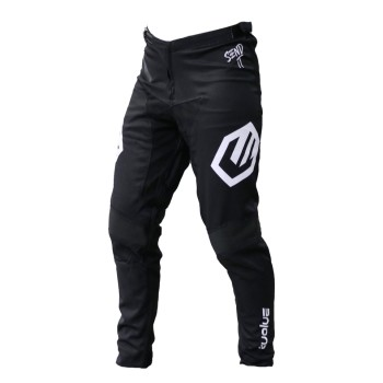EVOLVE SEND IT KID PANT BLACK/WHITE