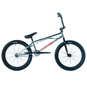 TALL ORDER FLAIR PARK GLOSS BLACK 20.4'' 2021 BMX BIKE