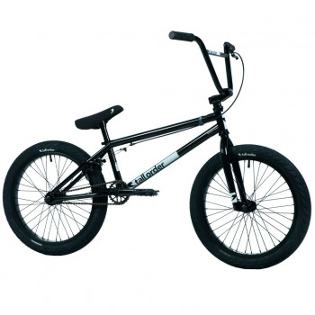 TALL ORDER FLAIR GLOSS BLACK 20.6'' 2021 BMX BIKE