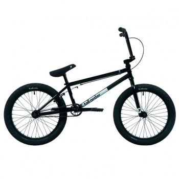 BMX TALL ORDER FLAIR GLOSS BLACK 20.6'' 2021
