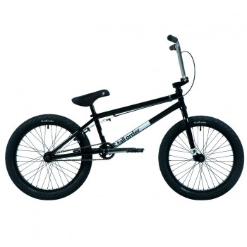 BMX TALL ORDER PRO GLOSS BLACK 20.85''