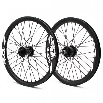 ONYX ULTRA SS DISC - PRIDE GRAVITY V-BRAKE UD GLOSS WHEELSET - BLACK