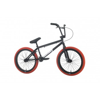 "SUNDAY BLUEPRINT 20"" BMX BIKE MATTE BLACK 2021"