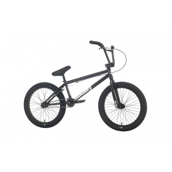 "SUNDAY BLUEPRINT 20.5"" MATTE BLACK 2020 BMX BIKE"