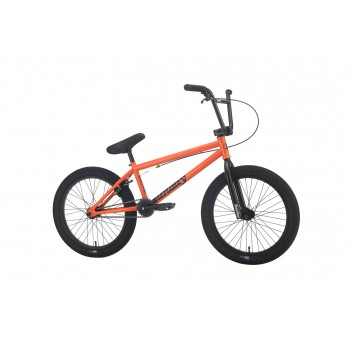"SUNDAY BLUEPRINT 20.5"" MATTE BLACK 2021 BMX BIKE"