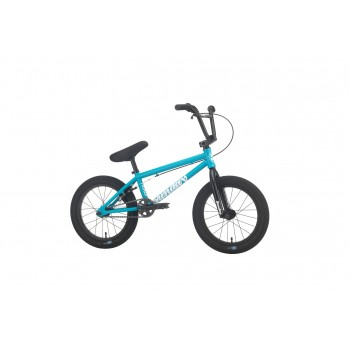 "SUNDAY PRIMER 16"" BMX BIKE MATTE SURF BLUE 2021"