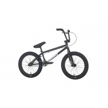 "SUNDAY PRIMER 18"" BMX BIKE GLOSS BLACK 2021"