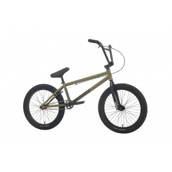 "SUNDAY PRIMER 20.75"" BMX BIKE MATT BLACK 2021"
