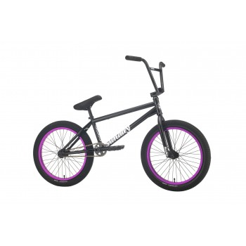 "BMX SUNDAY FORECASTER 20.75"" MATTE BLACK (Alec Siemon Model) 2020"