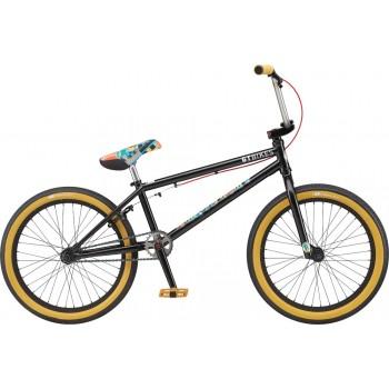 GT PERFORMER 21'' BMX BIKE BLACK 2021