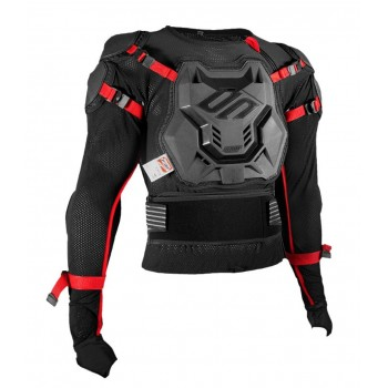 BODY PROTECTOR SHOT OPTIMAL BLACK
