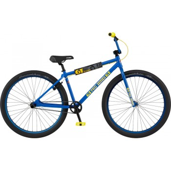 "BMX GT HERITAGE 29"" PRO SERIES LTD BLUE 2021"