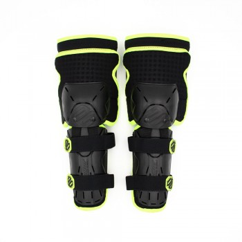 SHOT ULTRA KID KNEEGUARD BLACK