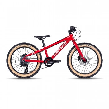 VELO INSPYRE TEDDY RED 2021
