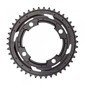 COURONNE GT 4 BOLT USA BLACK