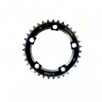 GLOBAL RACING BFR 1 PT SPROCKET BLACK