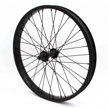 TALL ORDER PRO FRONT WHEEL BLACK