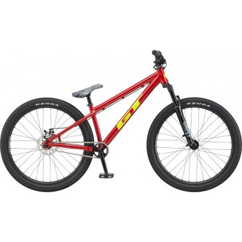 VTT GT LA BOMBA 26'' RED 2021