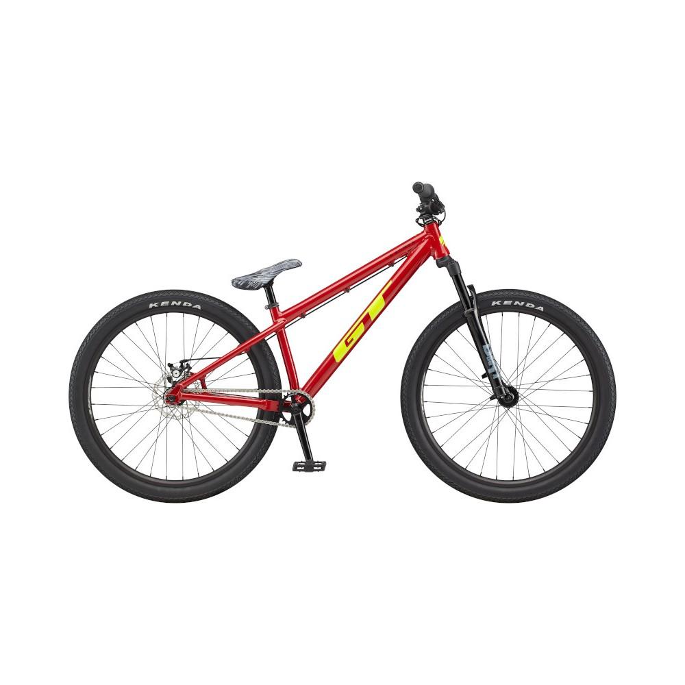GT LA BOMBA MTB 26'' RED 2021
