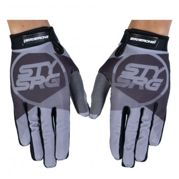 GANTS STAY STRONG TRICOLOUR GREY