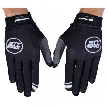 STAY STRONG GLOVES STAPLE 2 BLACK