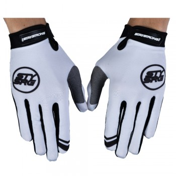 STAY STRONG GLOVES STAPLE 2 WHITE