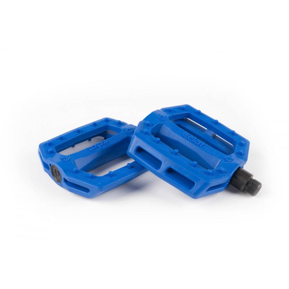 Eclat Slash PC Pedal Black BMX Plastic