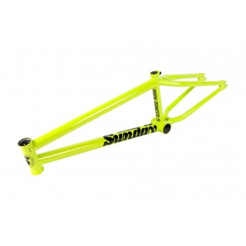SUNDAY PARK RANGER FRAME GLOSS BRIGHT YELLOW