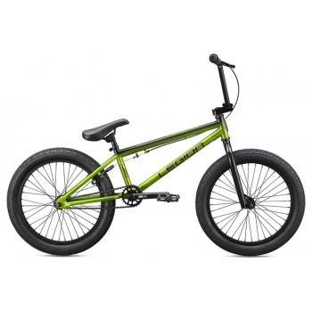 """BMX MONGOOSE L20 20.25"""" GREEN 2021"""