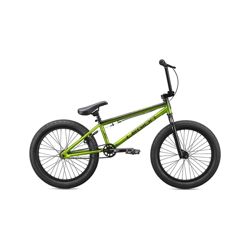 """MONGOOSE BMX L20 20.25"""" GREEN 2021"""