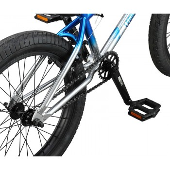 """BMX MONGOOSE L60 20.5"""" BLUE 2021"""